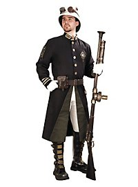 Manteau d'officier steampunk
