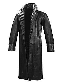 Manteau en cuir Iron Man 2 Nick Fury