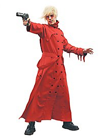 Manteau manga rouge