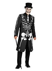 Manteau squelette