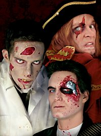 Maquillage blessures Boîte à maquillage