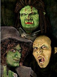 Maquillage monstre Boîte à maquillage