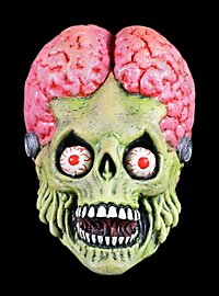 Mars Attacks! Alien Maske aus Latex