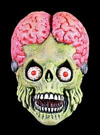 Mars Attacks! Alien Maske aus Latex