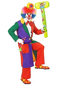 Marteau de clown gonflable