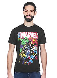 Marvel T-Shirt Team-Up