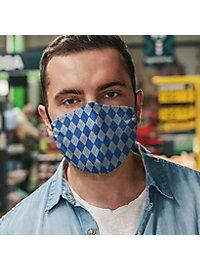 Mask magic school blue