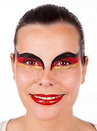 maskworld aqua make-up « coquelicot »