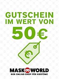 maskworld.com gift certificate €50