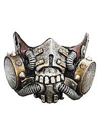 Masque à gaz post-apocalyptique