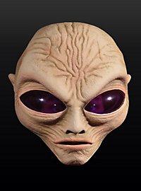 Masque alien extraterrestre en latex
