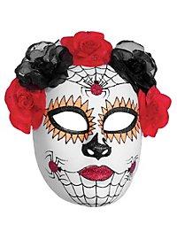 Masque araignées Día de los Muertos