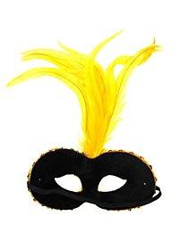 Masque burlesque tropique