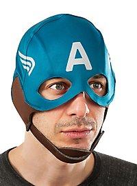 Masque Captain America en tissu