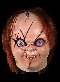 Masque Chucky sanglant