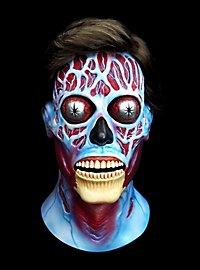 Masque d'alien Invasion Los Angeles en latex