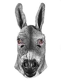 Masque d'âne en latex