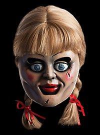 Masque d'Annabelle avec perruque