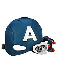 Masque de Captain America FX pour enfant