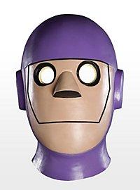 Masque de Charlie le robot en latex