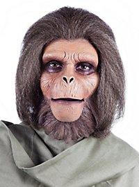 Masque de chimpanzé Special FX en mousse de latex