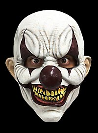 Masque de clown diabolique
