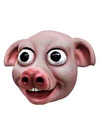 Masque de cochon fou