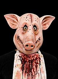 Masque de cochon psychopathe