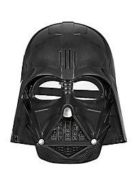 Masque de Dark Vador Star Wars avec déformateur de voix