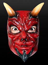 Masque de diable en latex