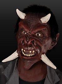 Masque de diable prince des ténèbres en latex
