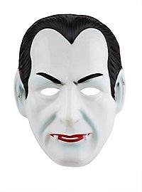 Masque de Dracula en plaqtique pour enfant