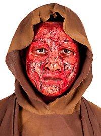 Masque de écorché Special FX en mousse de latex