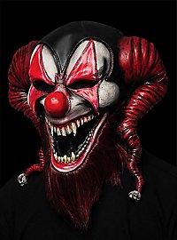 Masque de fou du roi diabolique