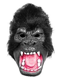 Masque de gorille furieux en latex