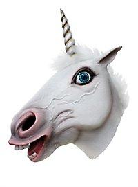 Masque de licorne folle
