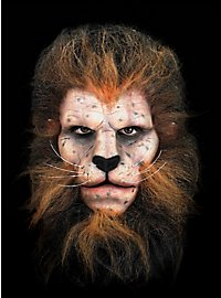 Masque de lion Special FX en mousse de latex
