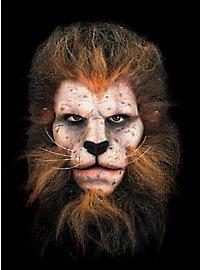 Masque de lion Special FX en mousse de latex