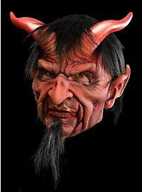 Masque de Lucifer cornu