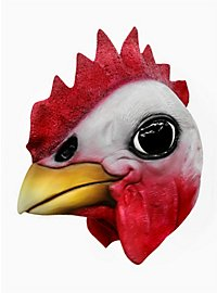 Masque de poule folle