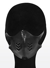 Masque de protection steampunk noir