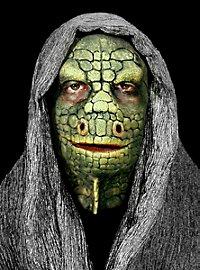 Masque de reptile Special FX en mousse de latex