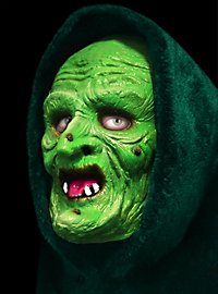 Masque de sorcière Deluxe Halloween 3 en latex