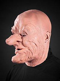 Masque de sorcière en mousse de latex