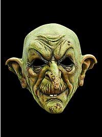 Masque de sorcière terrifiant en latex
