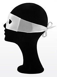 Masque de super-héros blanc