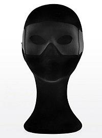 Masque de super-héros noir
