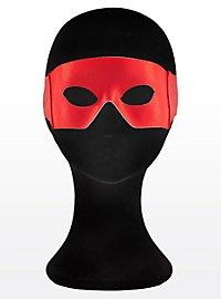 Masque de super-héros rouge