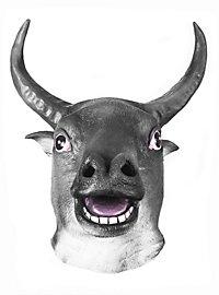 Masque de taureau de comic en latex