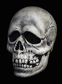Masque de tête de mort Halloween 3 en latex
